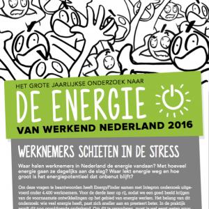 Cover whitepaper 2016 Nederland schiet in de stress