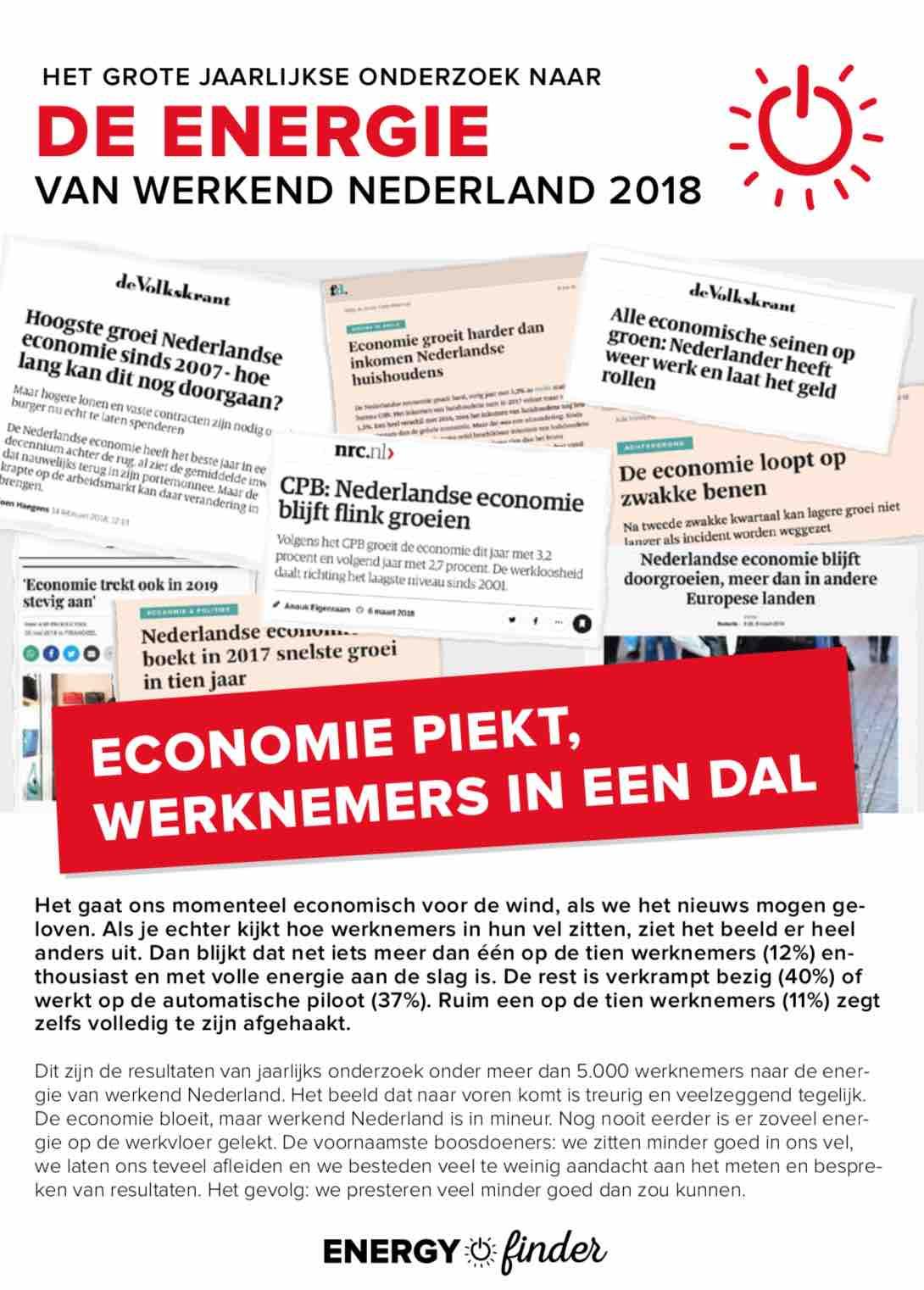 Waar krijgt werkend Nederland energie van? Download het whitepaper