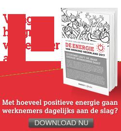 Energyfinder: whitepaper, De energie van werkend Nederland 2017