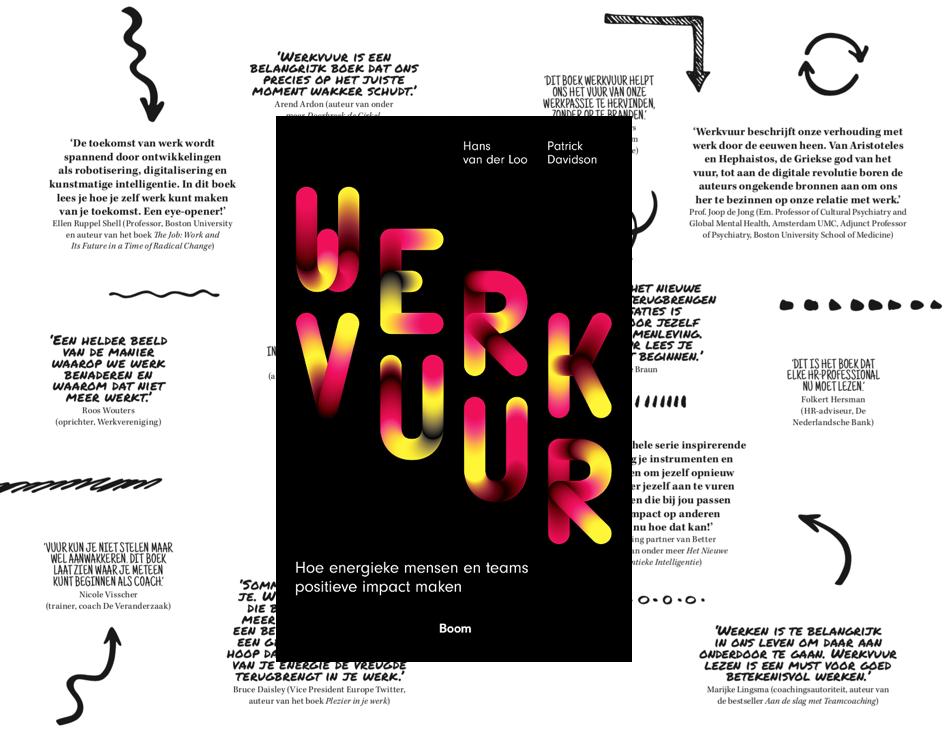 Experts over het boek Werkvuur, genomineerd voor Managementboek van het Jaar 2020