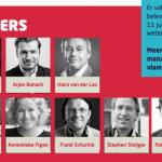 Samen vlammen, de lineup met Marijke Lingsma, Elke Geraets, Patrick Davidson, Hans van der Loo e.v.a.