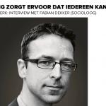 Fabian Dekker - interview - Toekomst van werk - Open hiring
