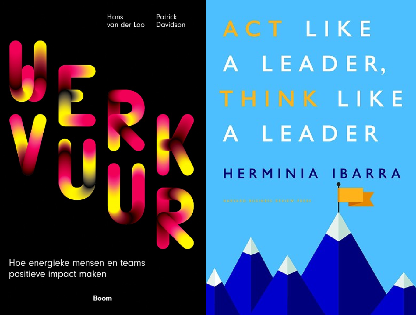 Act like a leader, think like a leader | Herminia Ibarra
