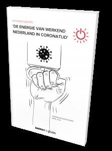 Download nu het whitepaper 'Energie van werkend Nederland in coronatijd' door Patrick Davidson en Hans van der Loo